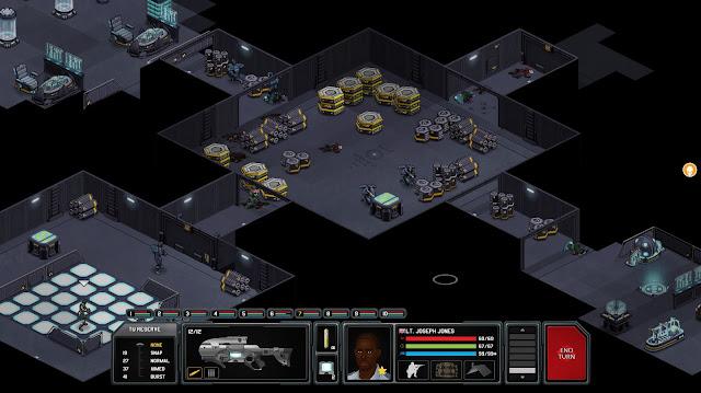 Xenonauts - Attacking Alien Base Description