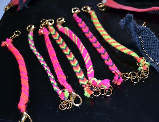 bracelet des filles curieuses