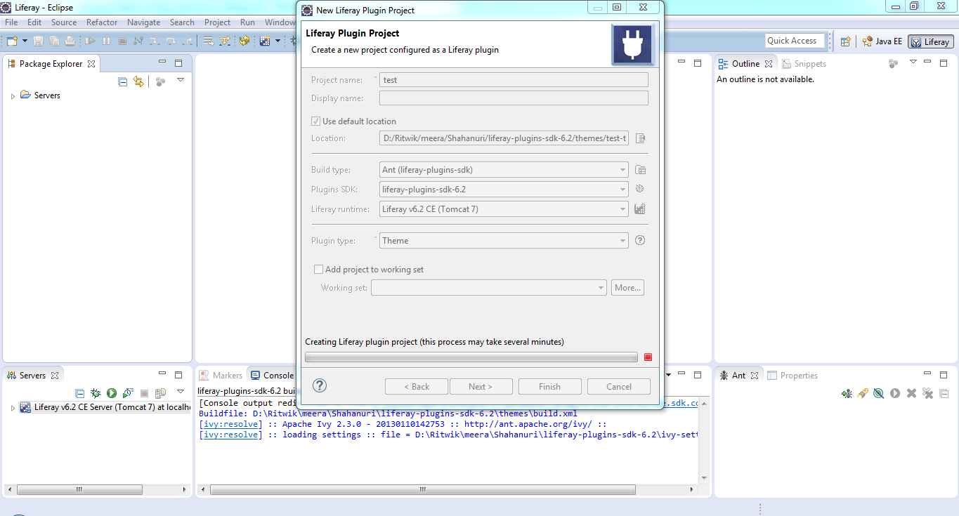 Liferay pugins sdk ivy download problem and solution liferay savvy what are all jar file should be downloaded and its repository locations was specified in the ivy settingsxml file which is in liferay plugins sdk 62 malvernweather Images