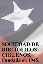 Sociedad de Bibliofilos Chilenos