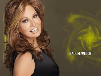 American Actress Raquel Welch Wallpaper