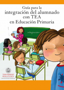 Guía para la integración del alumnado con TEA en Ed. Primaria