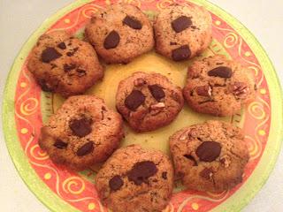 Cookies sans gluten - sans lactose : nouvelle recette originale