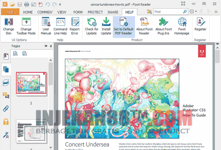 Foxit Reader 2015 : Foxit Reader 7.1.0.0306 Final