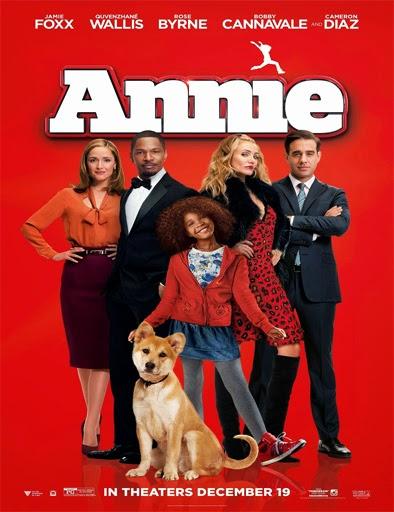 Ver Annie (2014) Online