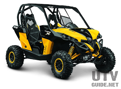 2014 Can-Am Maverick X rs