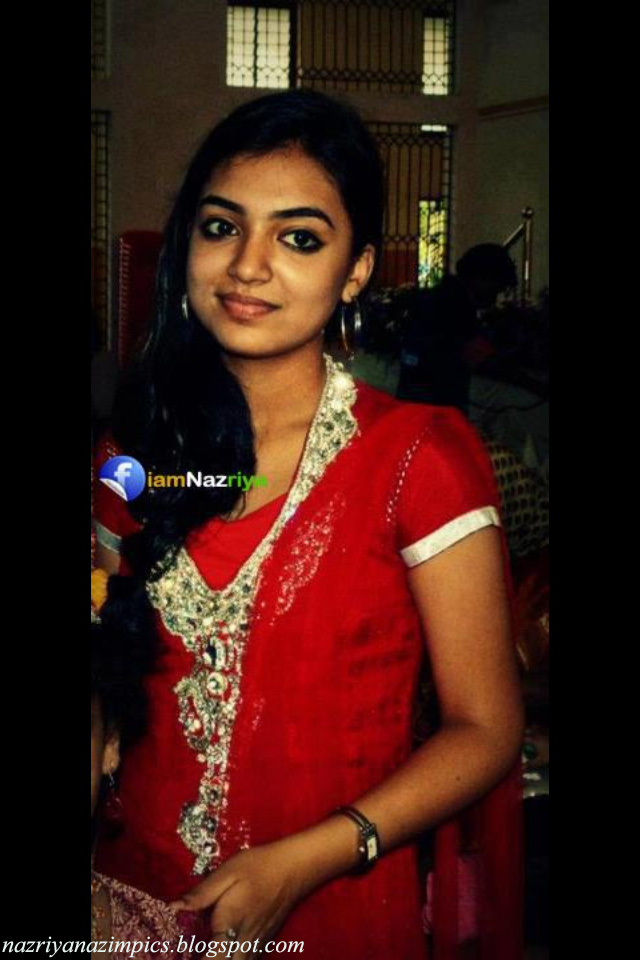 Movie Actress Nazriya Nazim Nazriya Nazim Beautiful Look