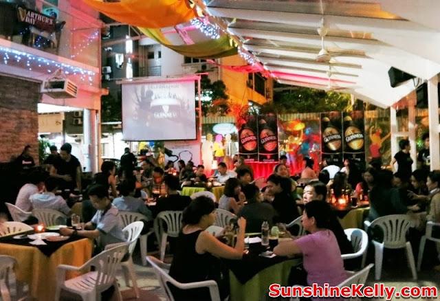 arTHURSDAY Party, SOULed Out, Sri Hartamas, arthur's day 2013, guinness malaysia, guinness stout