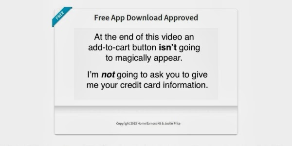 Free App Download Approved
