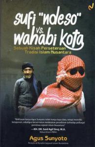 Cover Buku Sufi Ndeso vs Wahabi Kota