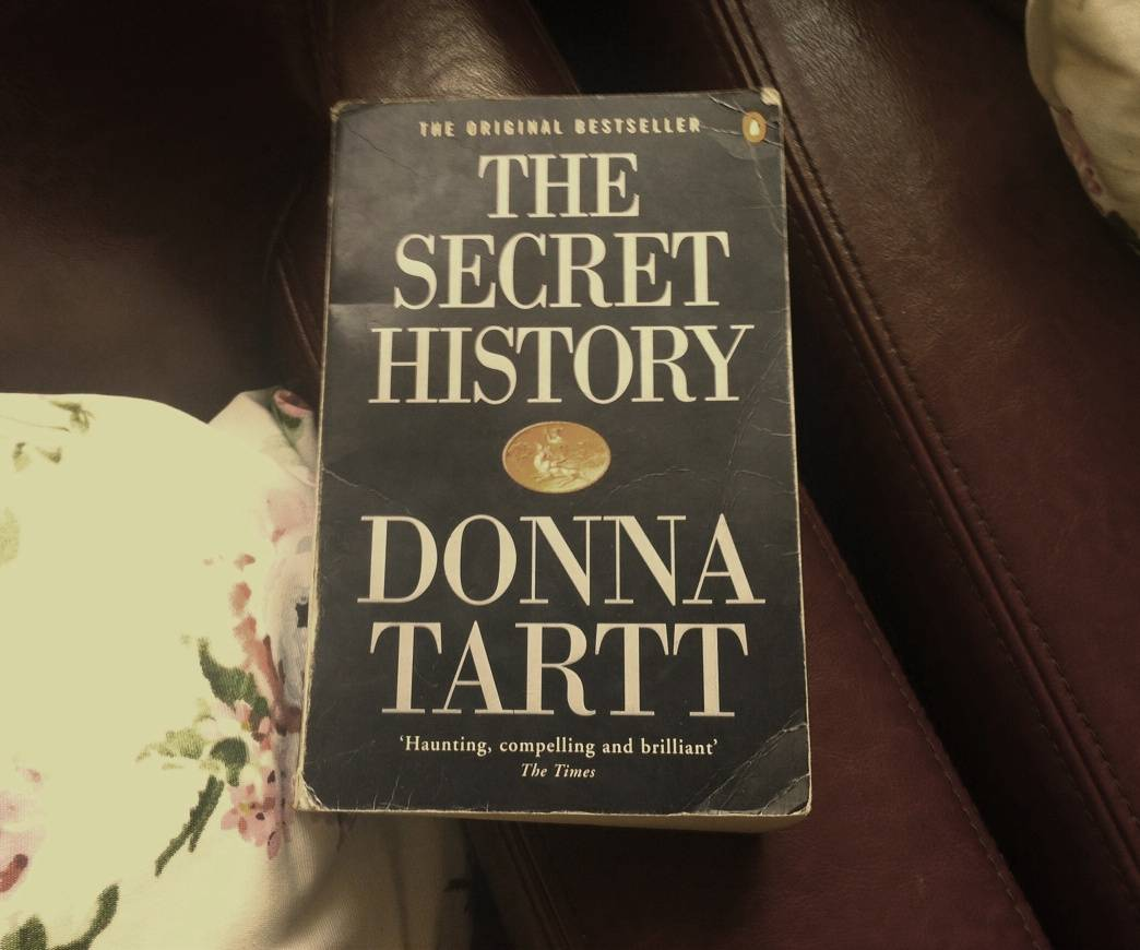 Book secret history donna tartt