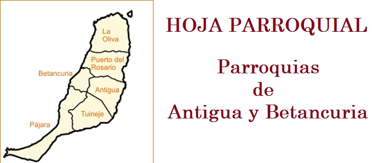 Hoja Parroquial de               las Parroquias de              Antigua y Betancuria