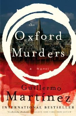 Best Bibliomystery Books List Oxford Murders by Guillermo Martinez