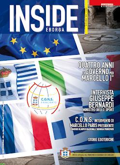 InsideSeborga Magazine