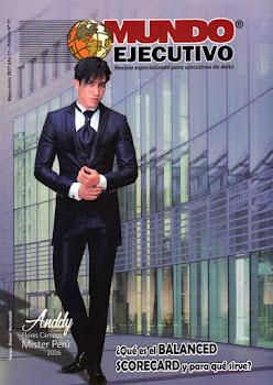 Revista Mundo Ejecutivo  Mayo / Junio / Edición Nº 11
