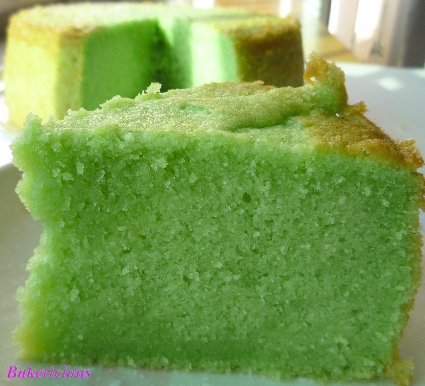Kaya Butter Cake Recipe