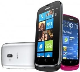 Harga dan Spesifikasi Nokia Lumia 610 Terbaru 2012