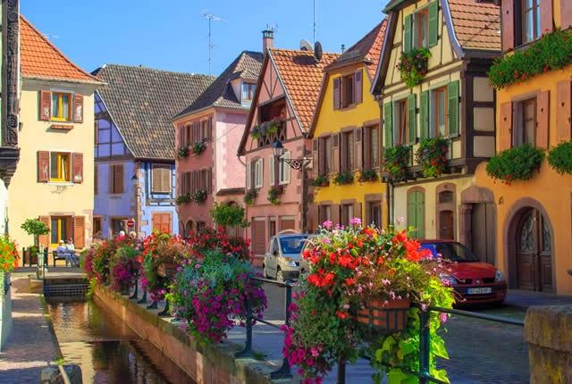 Ribeauvillé - comuna francesa na Alsácia, França