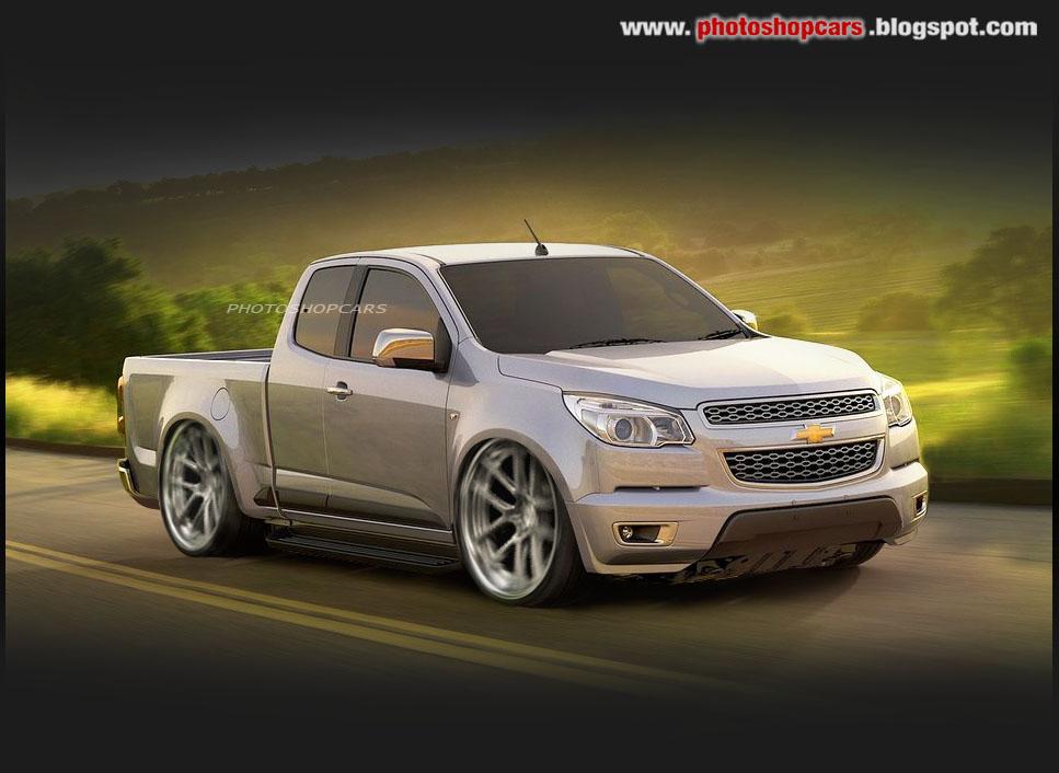 Nova Chevrolet S10 Tuning