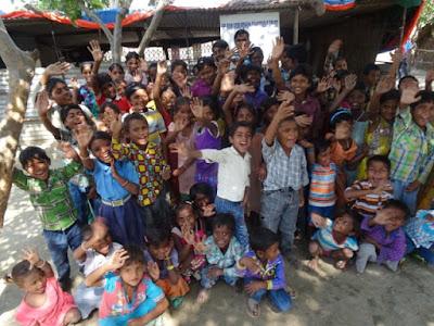 Will it be heard? #children, India