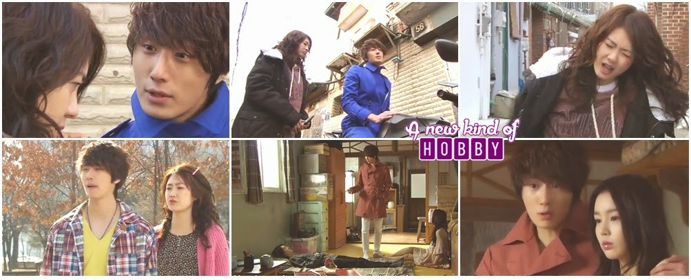 order to do this she borrows the body of Yi Kyung a part time employee ...