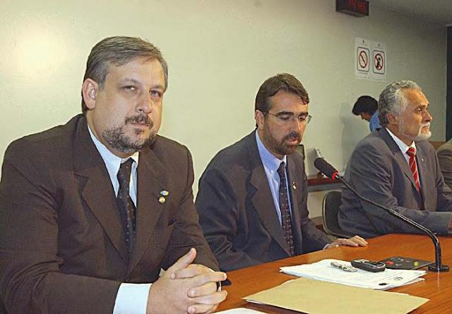 Deputado Henrique Fontana - Jose Genoíno