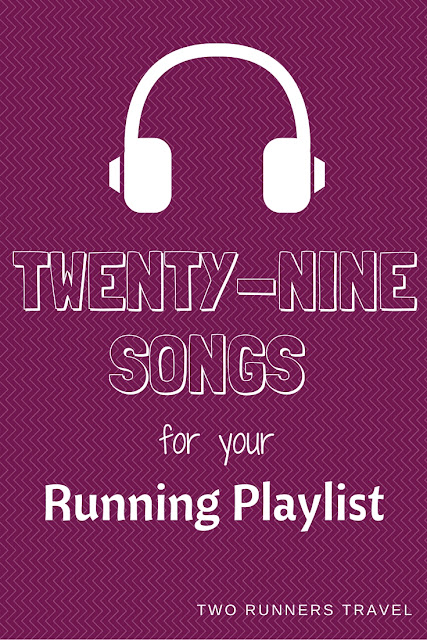 Songs for your running playlist