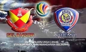 Selangor Vs Arema Indonesia