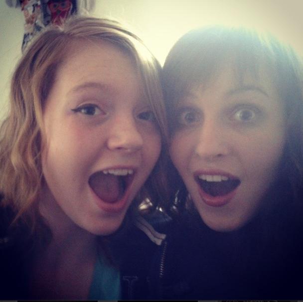 Hannah & Holly