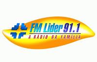 Rádio FM Líder 91,1 ao vivo e online Cariacica ES ouvir