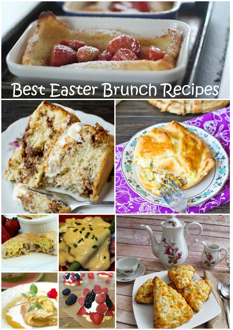 25 Incredible Easter Brunch Recipes Rural Mom