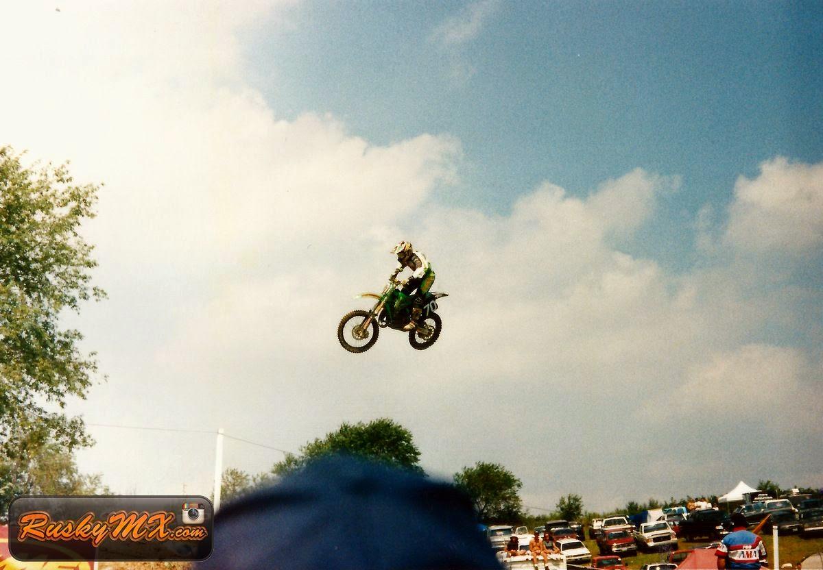 Ricky Carmichael Steel City 1997