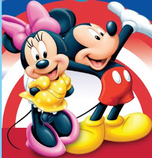 mickey minnie friends