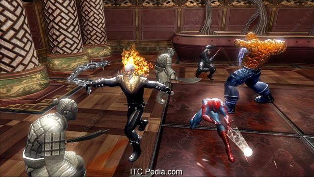 Marvel Ultimate Alliance EUR PS3 - Googlecus