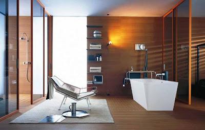 Kamar mandi mungil kecil minimalis