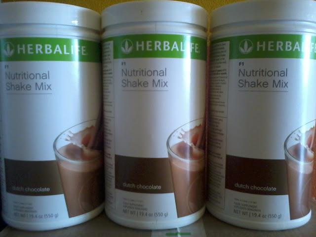 Herbalife Murah Coklat