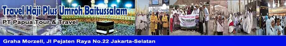 Travel Haji Umroh Termurah Baitussalam