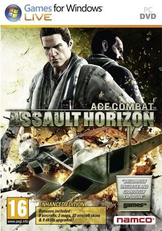 Ace Combat Assault Horizon Enhanced Edition Download for PC