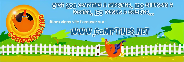 http://www.comptines.net/default.htm