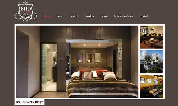 Interior designers portfolios beautiful home interiors for Top interior design websites