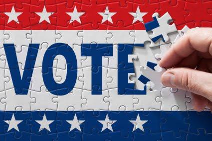 Vote puzzle