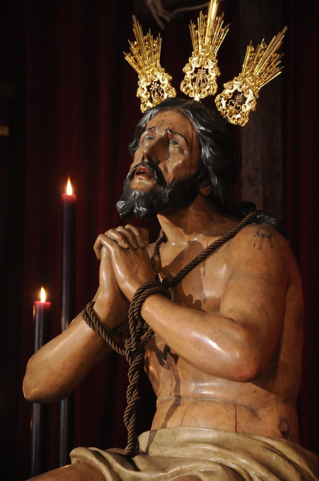 Cultos a Nuestro Padre Jesús de las Penas. BesapisdeNtro.PadreJessdelasPenas201117