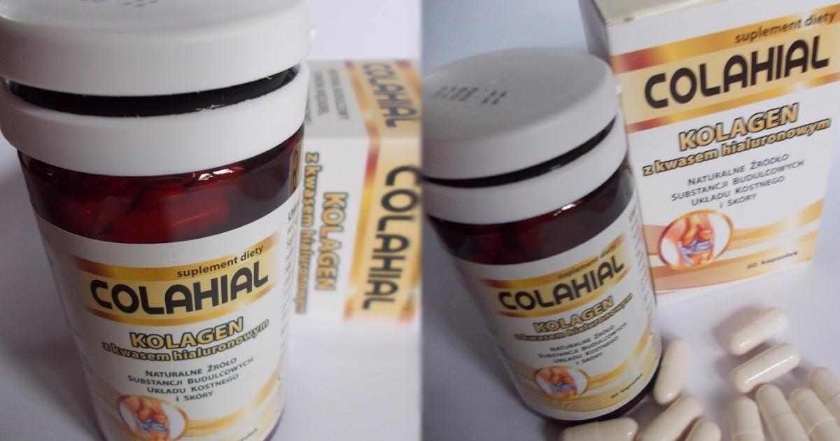 Kolagen i kwas hialuronowy nie tylko w kosmetykach for Kolagen w tabletkach