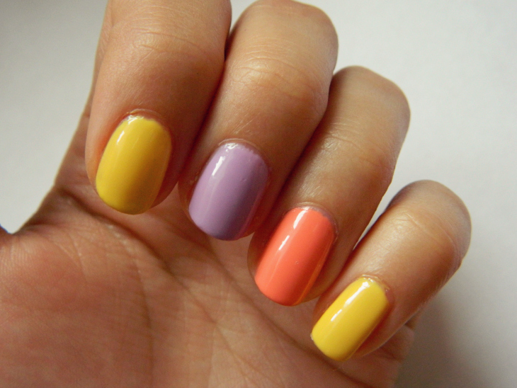 Love From Lisa Nails of the Week: Tutti Frutti Alternate Colours