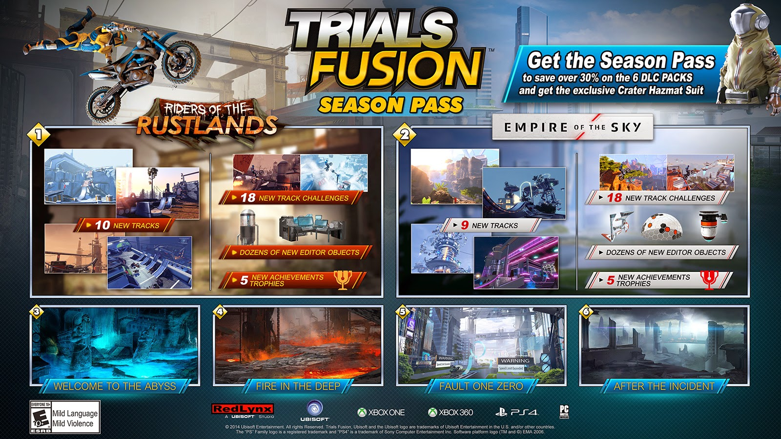 Game PC Trials Fusion – Riders of the Rustlands
