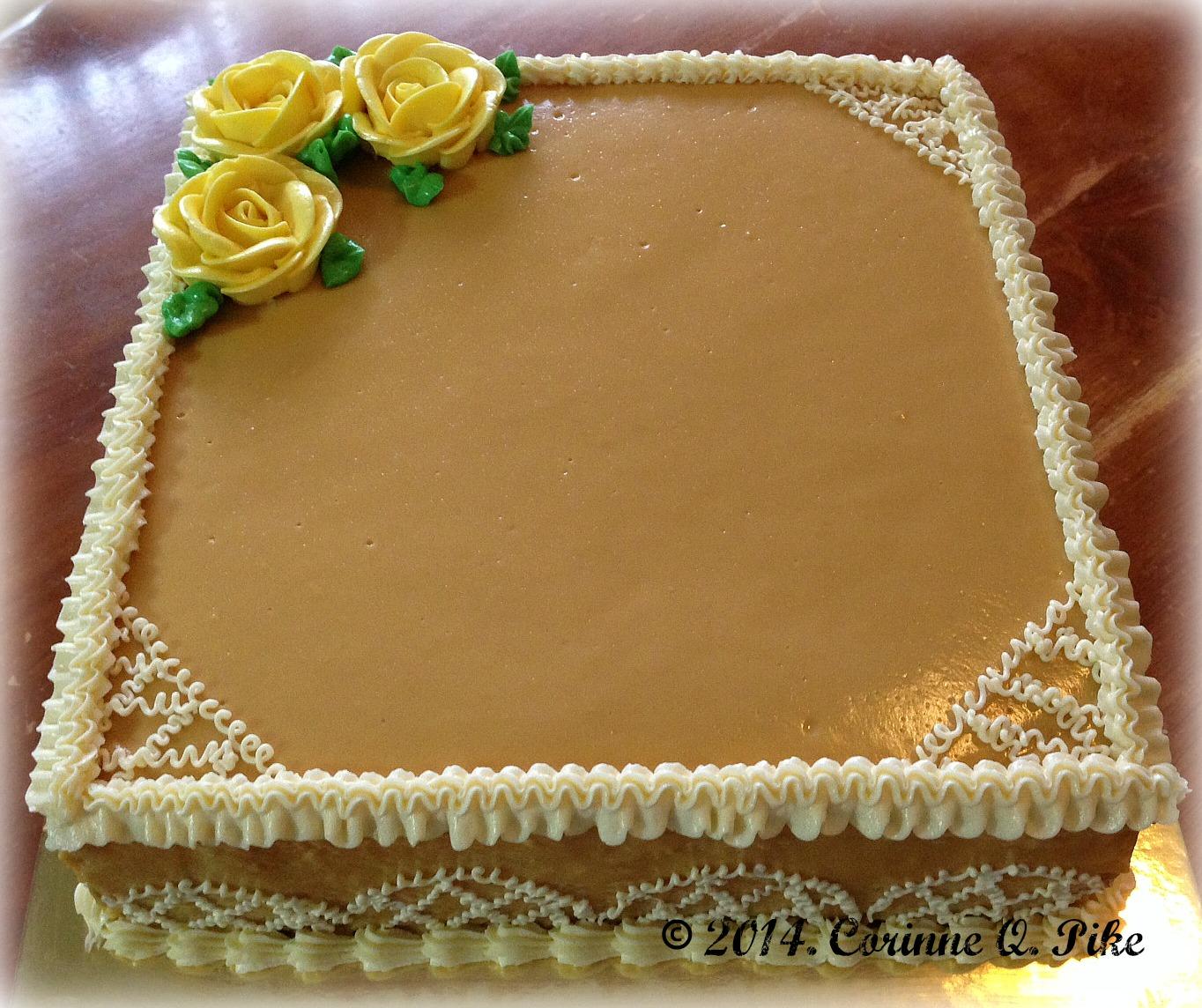 Estrels cake recipe