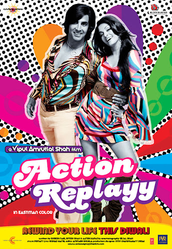 Action Replayy (2010) Movie Poster