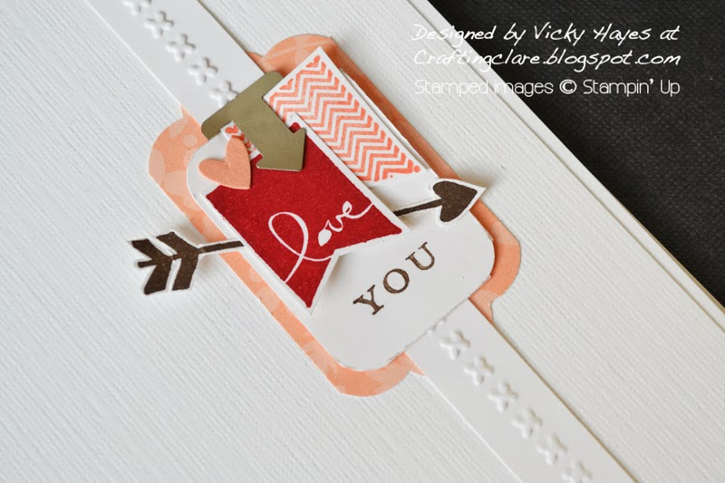 Get Banner Blast from Stampin Up free during Sale-a-bration 2014