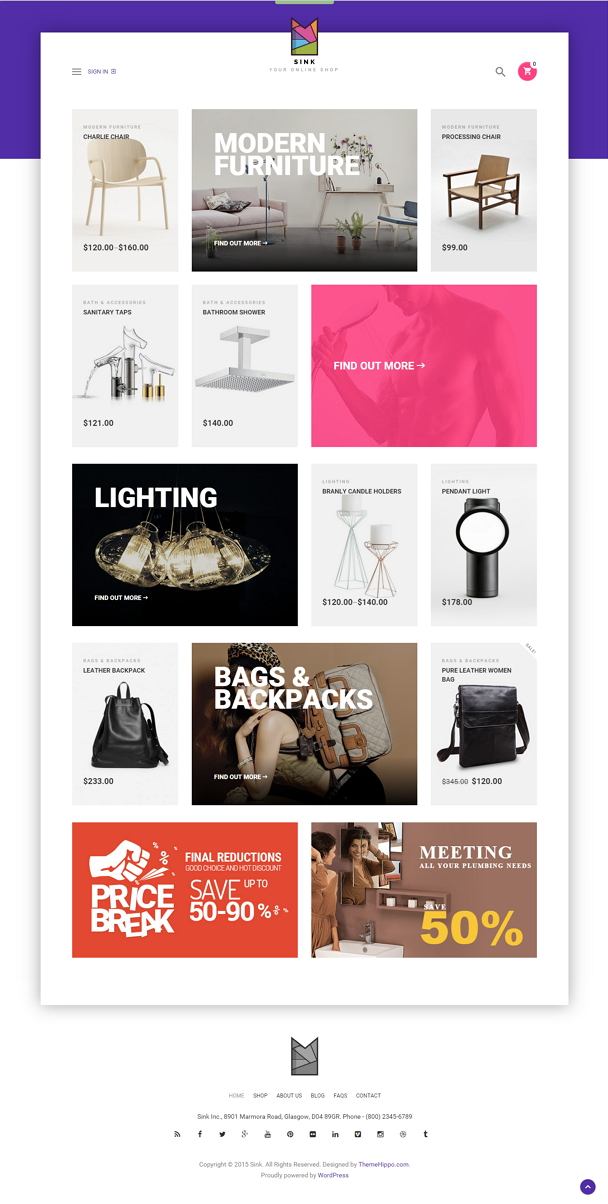 Best Minimal WooCommerce WordPress Theme