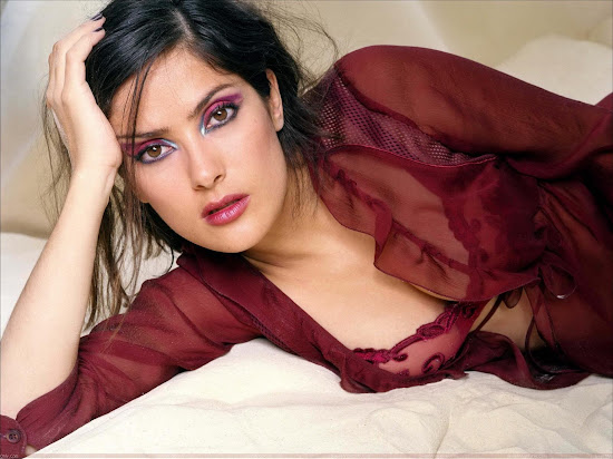 salma hayek wallpapers hot. Salma Hayek-HD Hot Wallpapers